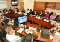 В Бургас софтуерният продукт бе презентиран пред правителствени делегации на 15-те най-развити държави и учени от различни краища на света.