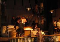 """Прекрасната трупа на Народния театър """"Иван Вазов"""" предизвика взрив от аплодисменти в последната вечер на фестивала. Снимка Aspekti.info"""