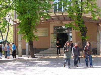 """В Пловдив Нощта на учените ще бъде открита официално в сградата на Ректората на ПУ """"Паисий Хилендарски"""".  Снимка ПУ (архив)"""