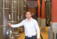 """Димитър е завършил специалността """"Технология на ферментационните продукти"""" в Университета по хранителни технологии. Снимка УХТ"""