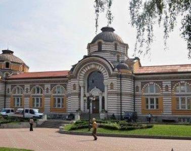 Централната баня е емблематично място за софиянци и за духа на някогашна София.  Снимка Булфото