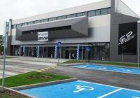 Новата учебно-тренировъчна зала на ПУ бе официално открита на 14 юни т.г. Снимка Архив