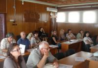 Информационният семинар в Сопот премина при голям интерес.