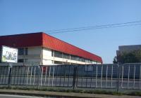 """Срещите ще се играят в общинската спортна зала """"Стара Загора"""". Снимка wikimapia.org"""