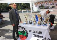 Панаирът на спорта се провежда за втора поредна година в Пловдив. Снимка Община Пловдив