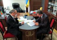 ОАХТ и УХТ - Пловдив, подписаха споразумение за сътрудничество. Снимка УХТ - Пловдив