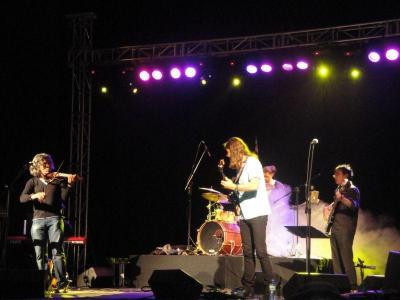 Проектът на Жан-Мари Екей даде летящ старт на китарния фестивал в Пловдив.  Снимка Aspekti.info