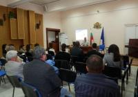 Пловдивският Областен информационен център представи дейността си и пред жителите на Раковски