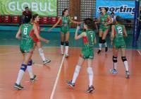 Момичетата на Стоян Гунчев стартираха с убедителна победа в националния шампионат.