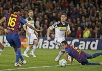 Английският тим успя да надхитри каталунския гранд и ще се бори за титлата на финала. Снимка Reuters