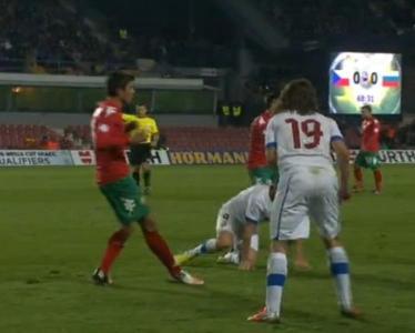 Чехия - България 0:0