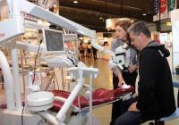 Модерното оборудване привлича посетители специалисти от България и целия Балкански регион. Снимка Международен панаир - Пловдив