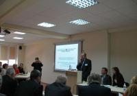 Конференцията събра български и чуждестранни изследователи, преподаватели и експерти по икономика.