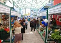 Жителите на района могат да намерят на пазара всичко необходимо за трапезата. Снимка Община Бургас