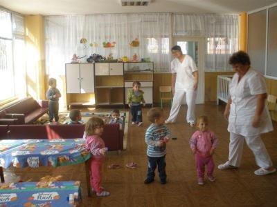 Малчуганите вече ще са в уютна и приятна обстановка.  Снимка Община Пловдив