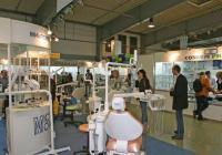 Над 100 фирми от 12 държави представиха актуалните тенденции в медицината на изложението в Пловдив. Снимка Международен панаир - Пловдив (архив)