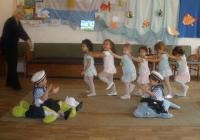 Малчуганите показаха много артистизъм и желание за изява. Снимка Община Пловдив