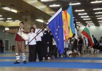 С традиционния парад на държавите и клубовете ще започне и тазгодишното издание на Международната киноложка изложба. Снимка Международен панаир - Пловдив