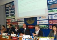 """Иво Маринов присъства на заключителната пресконференция за отчитане резултатите от изпълнението на проект """"Стимулиране на качеството и устойчивото развитие на туристическите предприятия""""."""