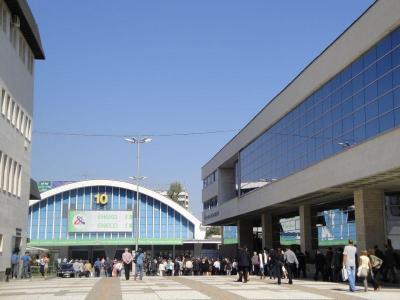 Социологическото проучване е направено сред изложители на Международния технически панаир в Пловдив.  Снимка Aspekti.info (архив)