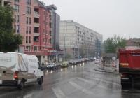 Участъкът създаваше много проблеми за трафика в района. Снимка Aspekti.info