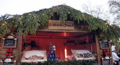 След столицата и Пловдив вече ще може да се похвали с немски коледен базар.  Снимка programata.bg (архив)