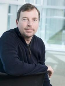 Томпсън стана изпълнителен директор на интернет концерна през януари тази година.  Снимка Reuters