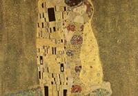 """Прочутата картина """"Целувката"""" също е представена в експозицията. Снимка belvedere.com"""