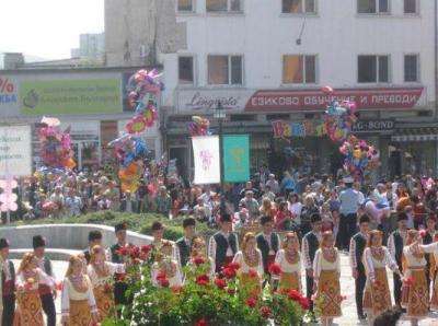 Жителите на подбалканския град  ще могат да се информират за проекти по различни европрограми.  Снимка Община Карлово (архив)