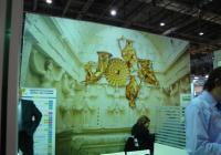 """България се представя на WTM в зала """"Европа и Средиземноморие"""" с национален щанд на 293 кв. м.  Снимка МИЕТ"""