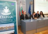 Проектът DaHar има за цел да насърчи транспортната логистика и да подпомогне развитието на крайдунавските общини. Снимка МТИТС