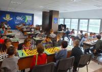 Турнирът се проведе на Гребната база със съдействието на Община Пловдив.