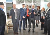 Възрастните хора вече ще се събират на раздумка на сухо и топло. Снимка Община Пловдив