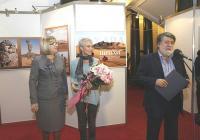 Сред гостите на откриването бе и министърът на културата Вежди Рашидов. Снимка Министерство на културата