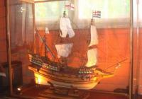 """Корабните макети са изработени изключително прецизно. <p>Снимка <a href=""""http://bnt.bg"""">БНТ</a></p>"""
