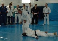 """Тони Петров е международен майстор, VІІ дан джу джицу и ІV дан карате. Снимка <a href=""""http://www.unss-karate.org/"""">ЦПКК """"Бонсист""""</a>"""