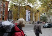 Старите сгради, които в момента са доста западнали, могат да се превърнат в чудесни места за изкуство.