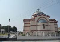 """Неделното училище ще се намира в непосредствена близост до църквата """"Св. Пимен Зографски"""", която бе осветена миналата година. Снимка <a href=""""http://www.burgas.bg/"""">Община Бургас</a>"""