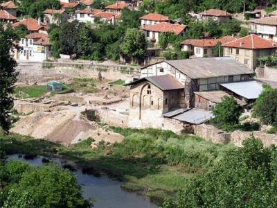 Храмът светиня е построен през 1230 година.  Снимка pravoslavieto.com