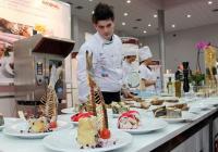 """Гурме салонът в рамките на """"Фудтех"""" привлича любителите на кулинарията с идеи за изтънчена и здравословна кухня. Снимка Международен панаир (архив)"""