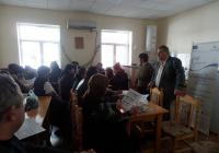 Много хора от Куклен се информираха за възможностите, които им дават европейските програми. Снимка ОИЦ - Пловдив