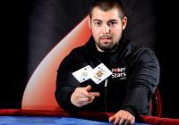 Според компанията Симеон е олицетворение на истинския покер шампион.