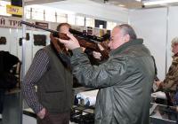 Любителите на лова и спортната стрелба ще могат да намерят повече оръжия, аксесоари и муниции на изложението през март 2013 г. в Пловдив.  Снимка Международен панаир - Пловдив