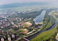 Новият парк ще е на запад от Гребната база. Снимка forthenature.org