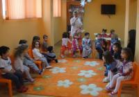Малчуганите ще се учат сами да избират балансирано меню с помощта на забавни игри. Снимка Aspekti.info (архив)