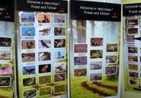 Музеят привлича посетители и с интересна интерактивна изложба.