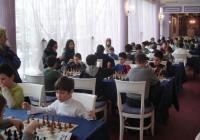 Седемдесет и четири деца се включиха в турнира.