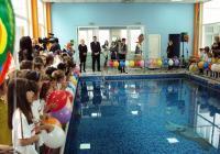 """Децата, в чиито детски градини има басейни, ще могат да ги ползват без ограничение. Снимка <a href=""""http://www.plovdiv.bg/"""">Община Пловдив</a> (архив)"""