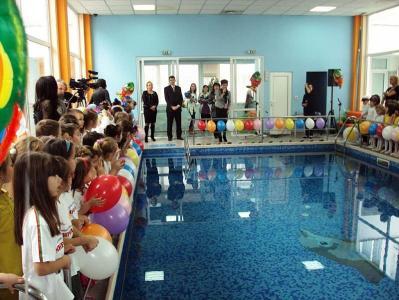 Децата, в чиито детски градини има басейни, ще могат да ги ползват без ограничение.  Снимка Община Пловдив (архив)