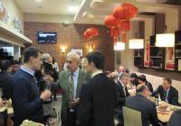 Бизнесмени, дипломати и представители на местната власт присъстваха на празненство в Пловдив по случай китайската Нова година.